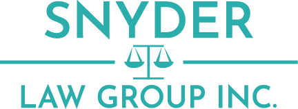 Local Attorney | Law Firm serving Culver City & Los Angeles County, CA | Snyder Law Group, Inc.